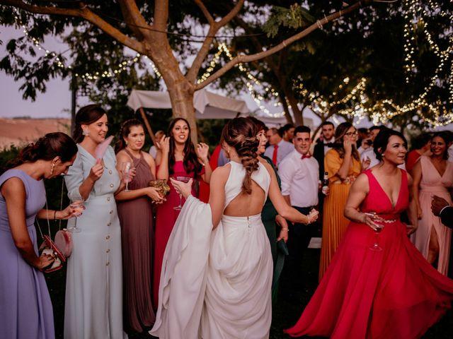 La boda de Francisco y Leticia en Mérida, Badajoz 82