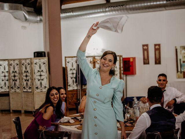 La boda de Francisco y Leticia en Mérida, Badajoz 101