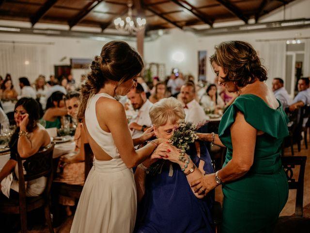 La boda de Francisco y Leticia en Mérida, Badajoz 106