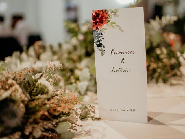 La boda de Francisco y Leticia en Mérida, Badajoz 111