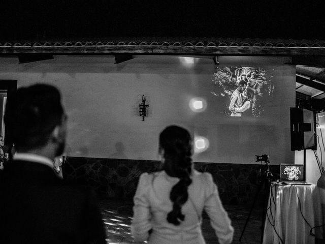 La boda de Francisco y Leticia en Mérida, Badajoz 114