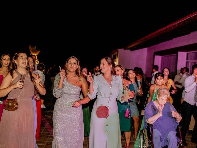 La boda de Francisco y Leticia en Mérida, Badajoz 121