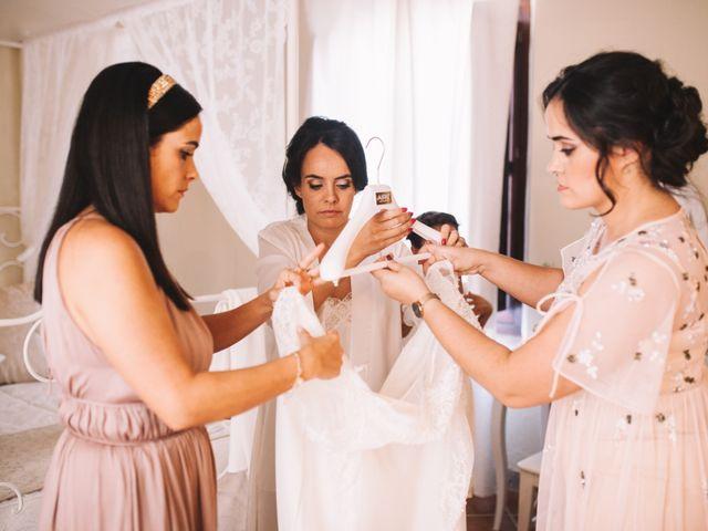 La boda de Amanda y Medhat en Los Barrios, Cádiz 40