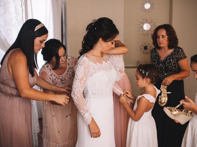 La boda de Amanda y Medhat en Los Barrios, Cádiz 44