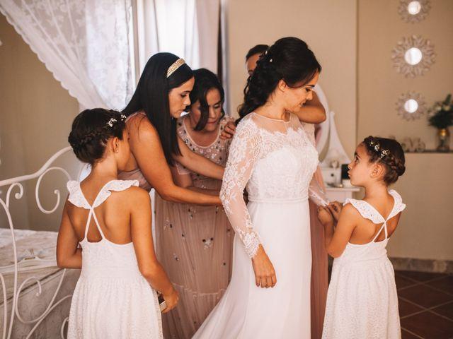 La boda de Amanda y Medhat en Los Barrios, Cádiz 45