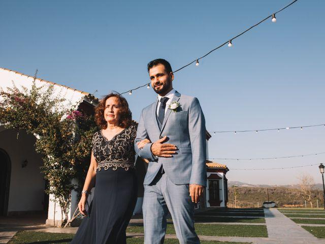 La boda de Amanda y Medhat en Los Barrios, Cádiz 64
