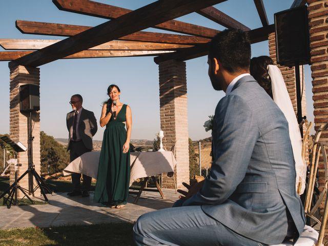 La boda de Amanda y Medhat en Los Barrios, Cádiz 69