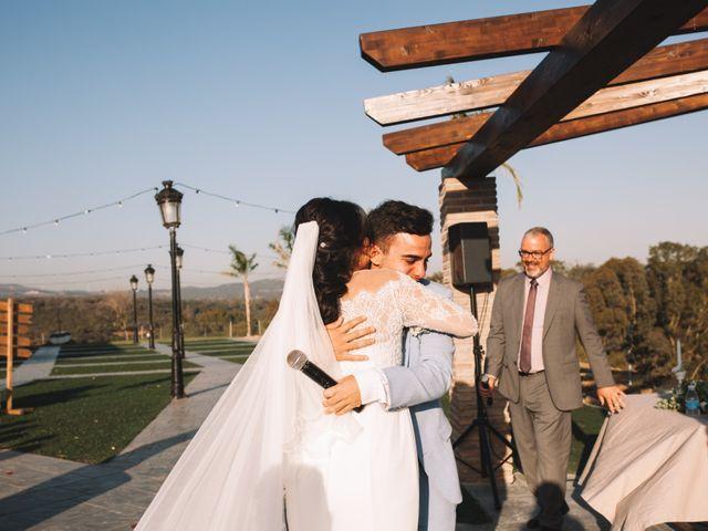 La boda de Amanda y Medhat en Los Barrios, Cádiz 70