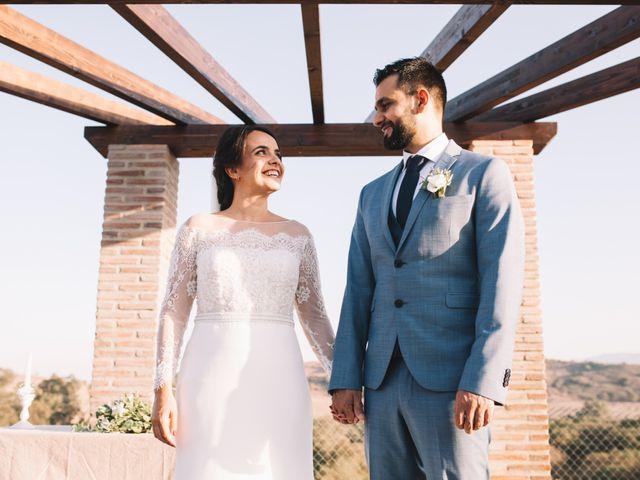 La boda de Amanda y Medhat en Los Barrios, Cádiz 71