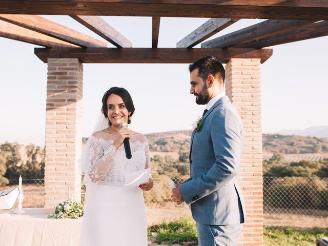 La boda de Amanda y Medhat en Los Barrios, Cádiz 72