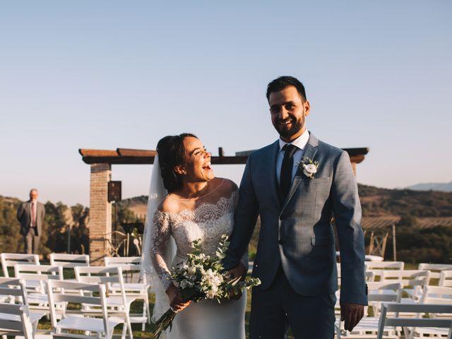 La boda de Amanda y Medhat en Los Barrios, Cádiz 1