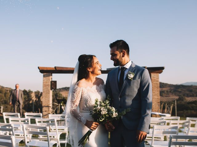 La boda de Amanda y Medhat en Los Barrios, Cádiz 74