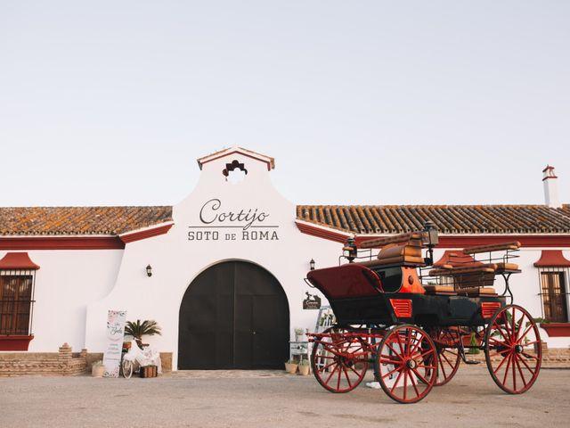 La boda de Amanda y Medhat en Los Barrios, Cádiz 78