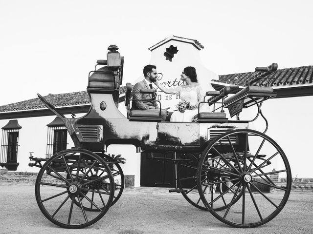 La boda de Amanda y Medhat en Los Barrios, Cádiz 79