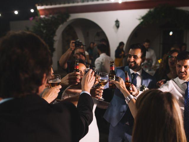 La boda de Amanda y Medhat en Los Barrios, Cádiz 86