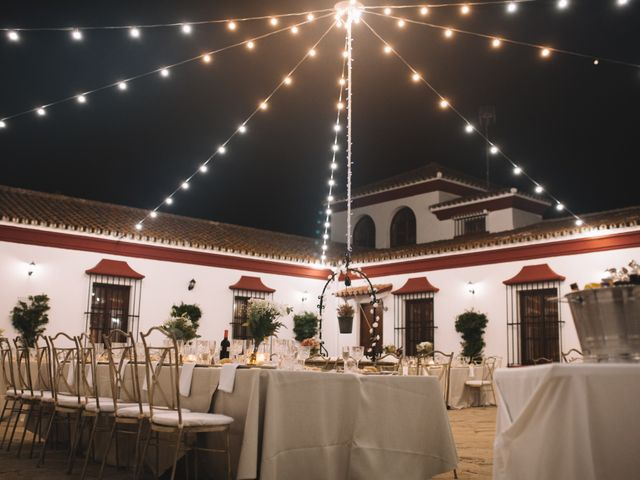 La boda de Amanda y Medhat en Los Barrios, Cádiz 89