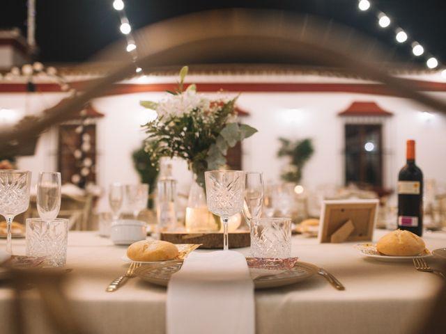 La boda de Amanda y Medhat en Los Barrios, Cádiz 90