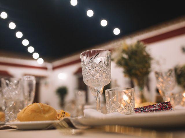 La boda de Amanda y Medhat en Los Barrios, Cádiz 91