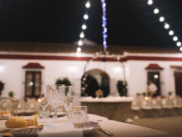 La boda de Amanda y Medhat en Los Barrios, Cádiz 92