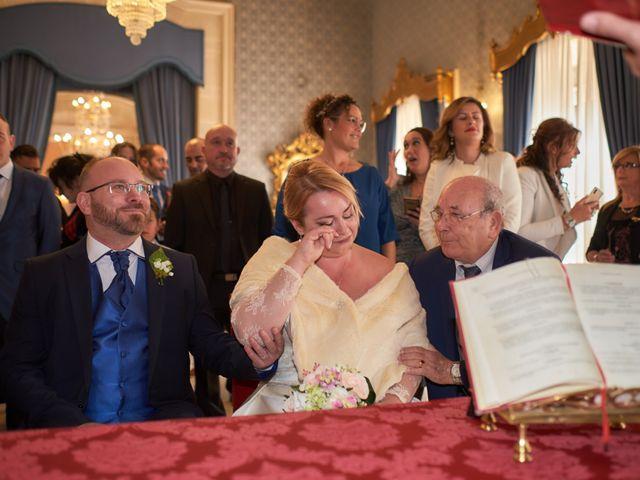 La boda de Antonio Javier y Sonia en Alacant/alicante, Alicante 6