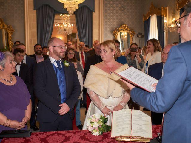 La boda de Antonio Javier y Sonia en Alacant/alicante, Alicante 7