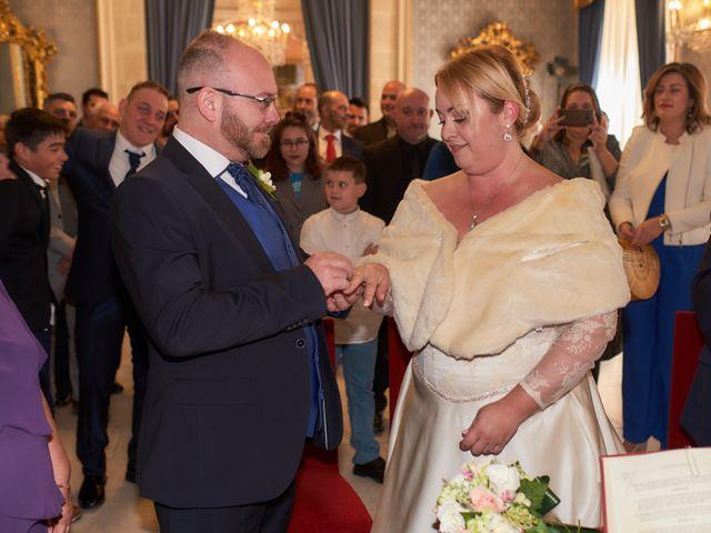 La boda de Antonio Javier y Sonia en Alacant/alicante, Alicante 9