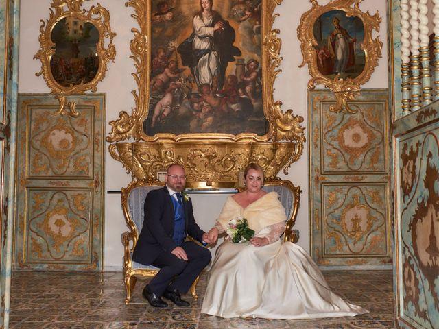 La boda de Antonio Javier y Sonia en Alacant/alicante, Alicante 10