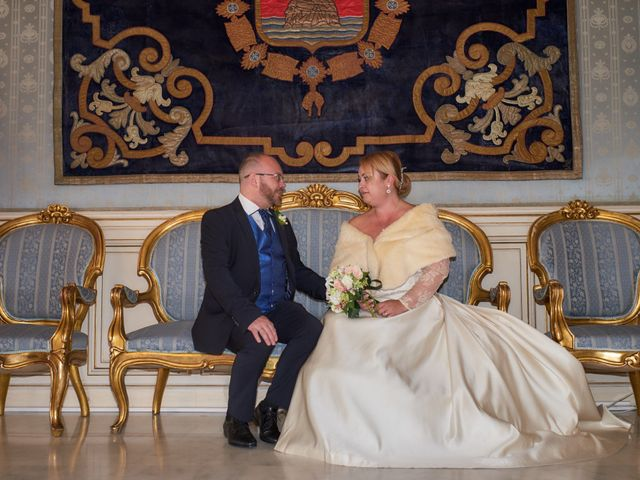 La boda de Antonio Javier y Sonia en Alacant/alicante, Alicante 11