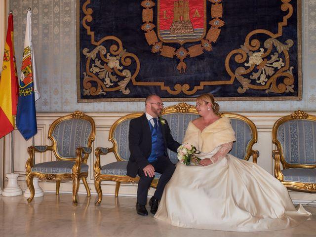 La boda de Antonio Javier y Sonia en Alacant/alicante, Alicante 12
