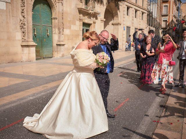La boda de Antonio Javier y Sonia en Alacant/alicante, Alicante 14