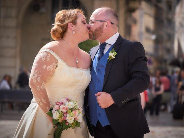 La boda de Antonio Javier y Sonia en Alacant/alicante, Alicante 17