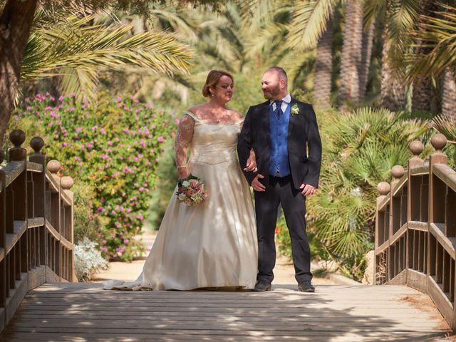 La boda de Antonio Javier y Sonia en Alacant/alicante, Alicante 1