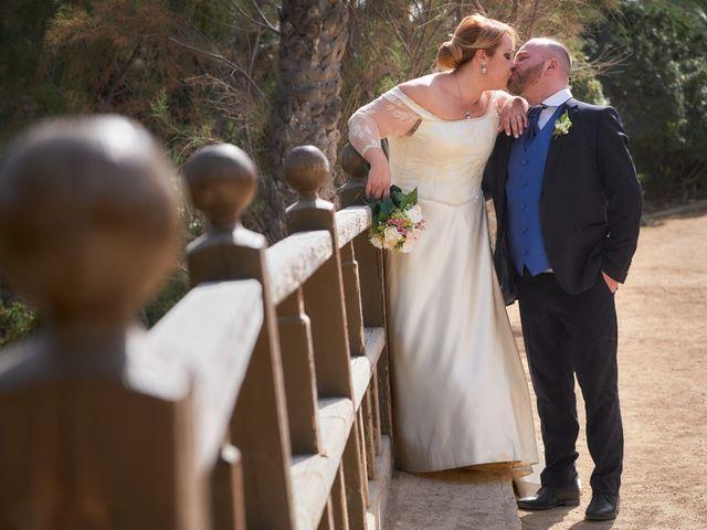 La boda de Antonio Javier y Sonia en Alacant/alicante, Alicante 19