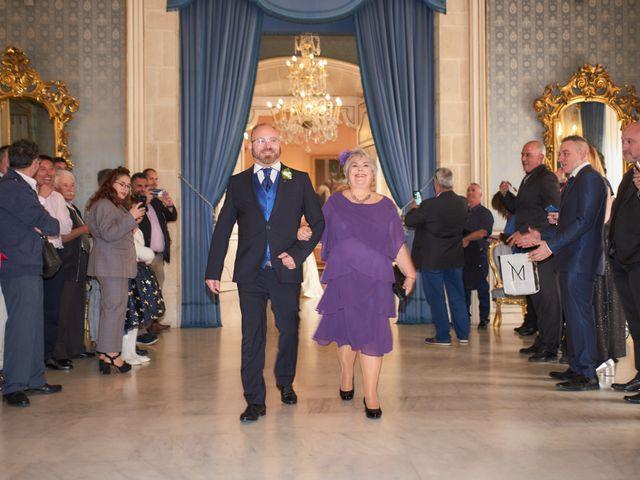 La boda de Antonio Javier y Sonia en Alacant/alicante, Alicante 22