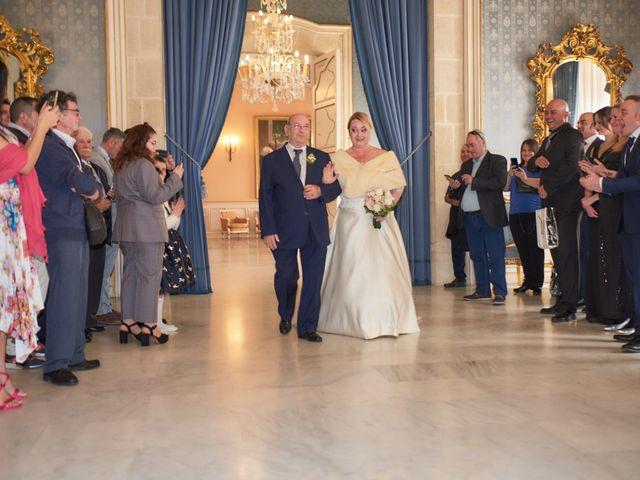La boda de Antonio Javier y Sonia en Alacant/alicante, Alicante 23