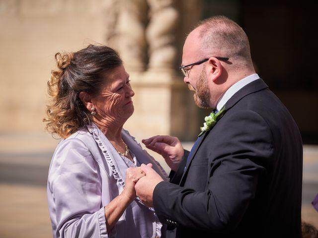 La boda de Antonio Javier y Sonia en Alacant/alicante, Alicante 29