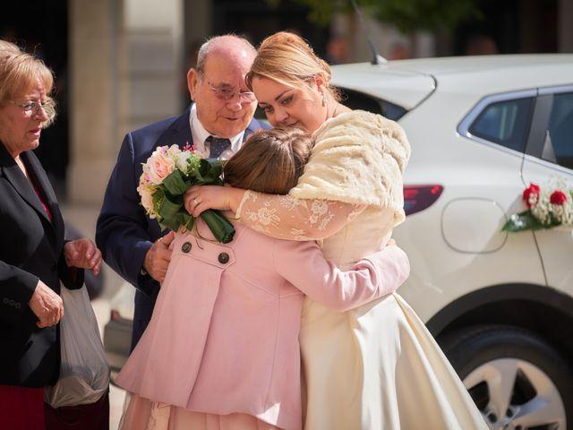 La boda de Antonio Javier y Sonia en Alacant/alicante, Alicante 31