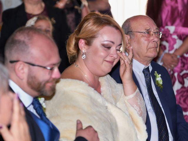 La boda de Antonio Javier y Sonia en Alacant/alicante, Alicante 33