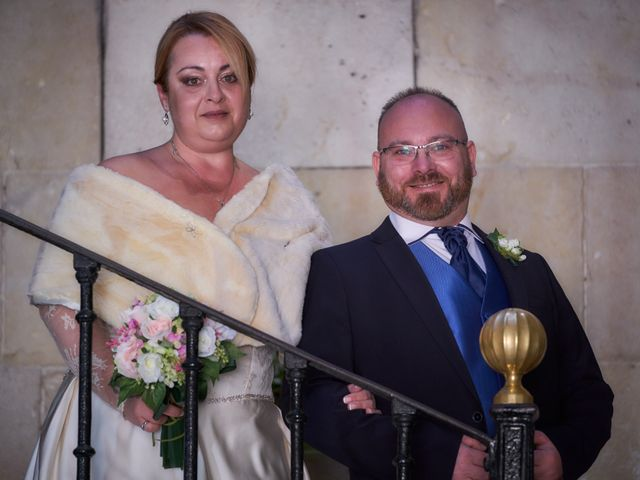 La boda de Antonio Javier y Sonia en Alacant/alicante, Alicante 34