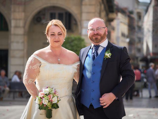 La boda de Antonio Javier y Sonia en Alacant/alicante, Alicante 35