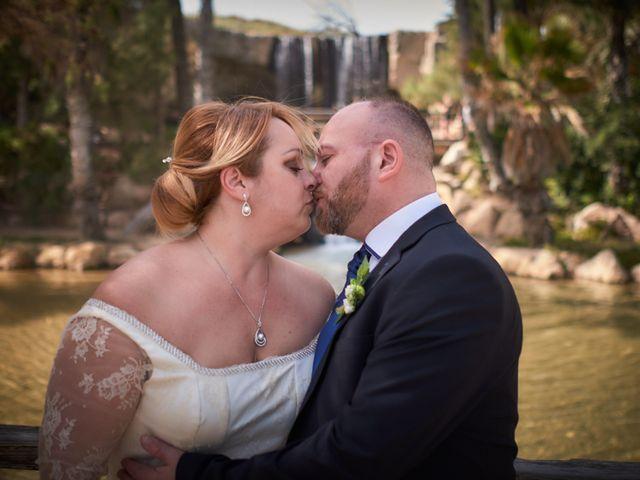 La boda de Antonio Javier y Sonia en Alacant/alicante, Alicante 36