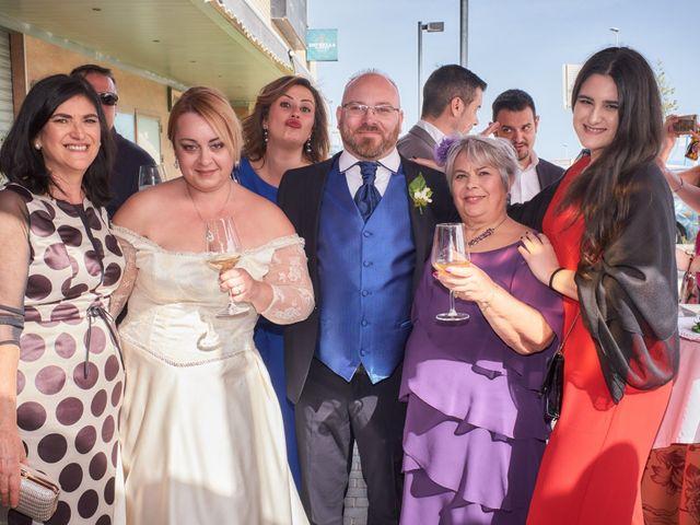 La boda de Antonio Javier y Sonia en Alacant/alicante, Alicante 37