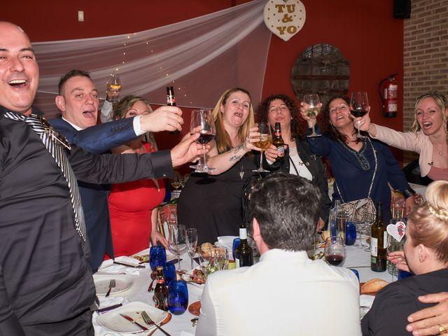 La boda de Antonio Javier y Sonia en Alacant/alicante, Alicante 40