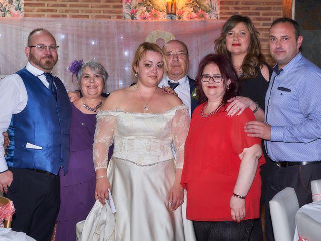 La boda de Antonio Javier y Sonia en Alacant/alicante, Alicante 42