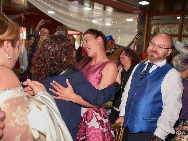 La boda de Antonio Javier y Sonia en Alacant/alicante, Alicante 45