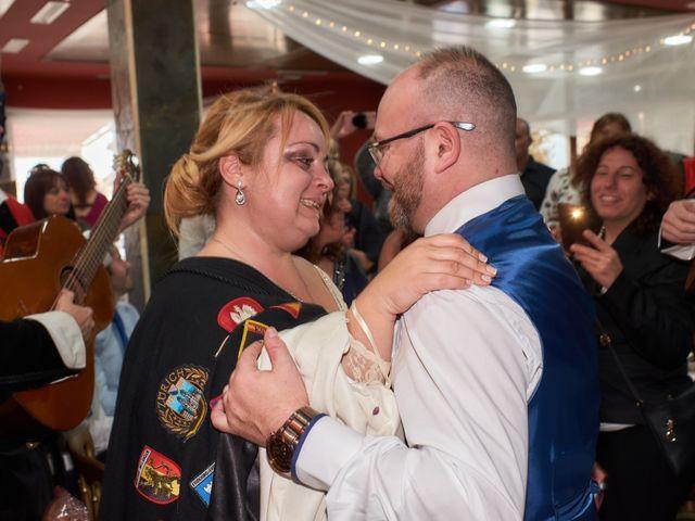 La boda de Antonio Javier y Sonia en Alacant/alicante, Alicante 47
