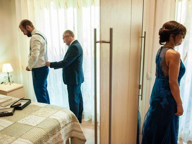 La boda de Héctor y Cristina en Palau De Plegamans, Barcelona 12