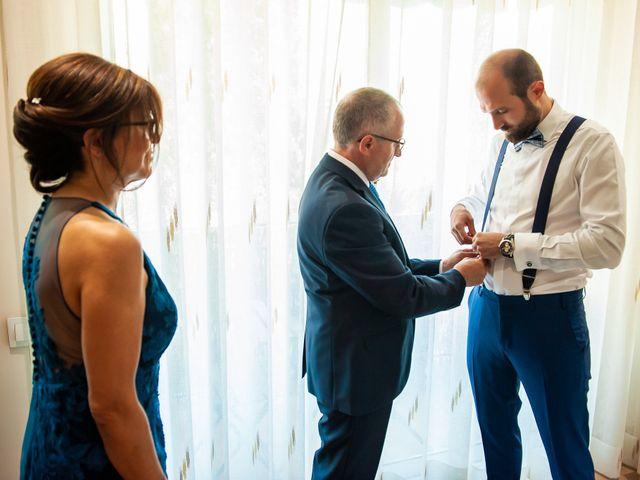 La boda de Héctor y Cristina en Palau De Plegamans, Barcelona 13