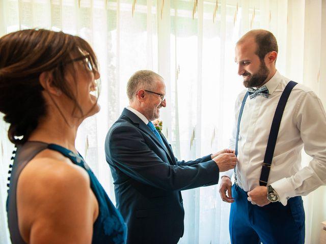 La boda de Héctor y Cristina en Palau De Plegamans, Barcelona 16