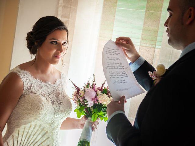 La boda de Héctor y Cristina en Palau De Plegamans, Barcelona 32